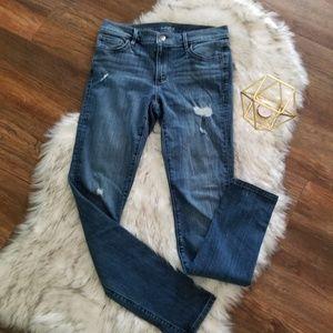 Ann Taylor LOFT Modern Skinny Jean Size 28